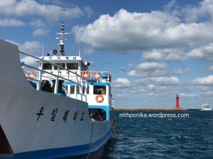 Ferry to Udo Island