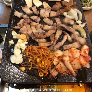 Jeju Black Pork BBQ