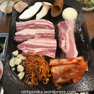 Jeju Black Pork BBQ